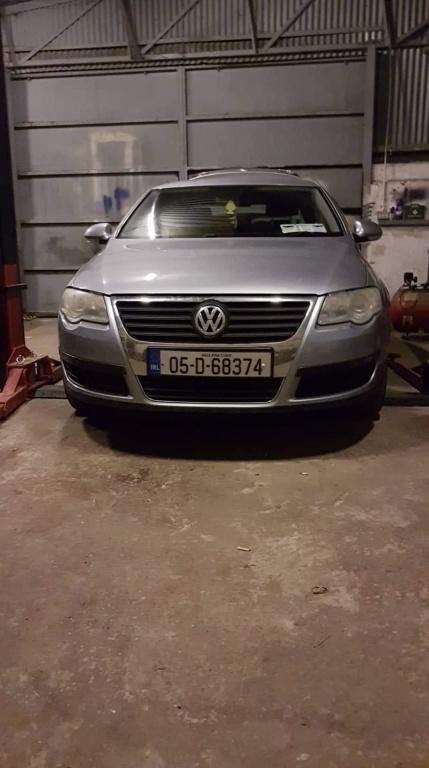 Dezmembrez VW passat B6 diesel sau benzină manual sau automat 2005-2011