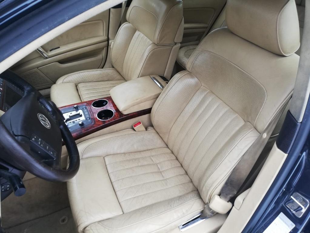 Dezmembrez VW Phaeton 5.0tdi, V10, 313cp, cutie automata, an 2006
