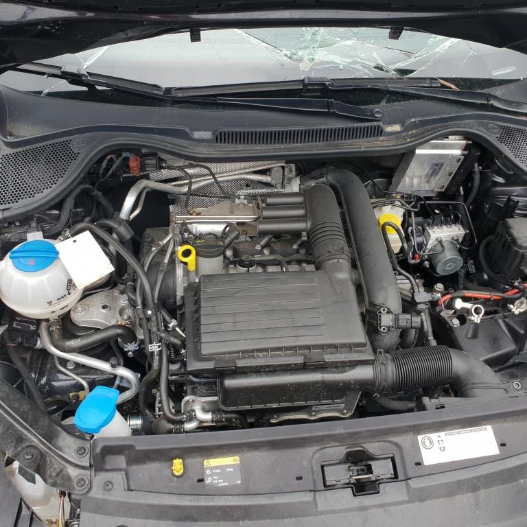 Dezmembrez VW POLO 6R 2014 motor 1.2 TSI CJZ cutie automata EUROPA