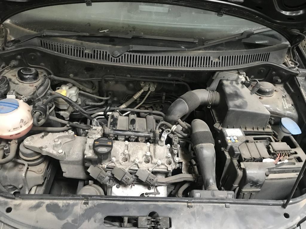 Dezmembrez VW Polo 9N 2008 Hatchback 1.2
