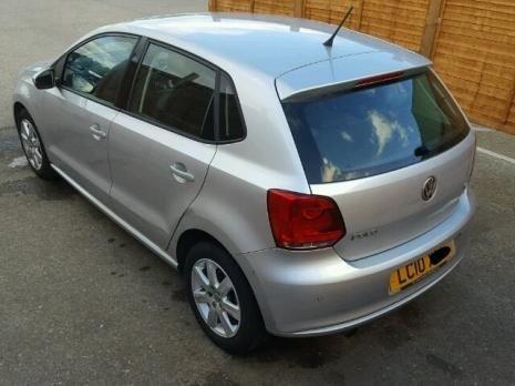 DEZMEMBREZ VW POLO1.6TDI, CAY