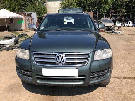Dezmembrez VW TOUAREG 2.5 D DIN 2004