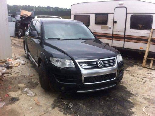 Dezmembrez VW Touareg 4.2 Benzina Kit R50 interior exterior