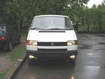 Dezmembrez Vw Transporter 2.4 TDI 1994