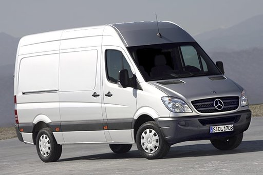 Dezmenmbrez Mercedes Sprinter 2.2 CDI 2007