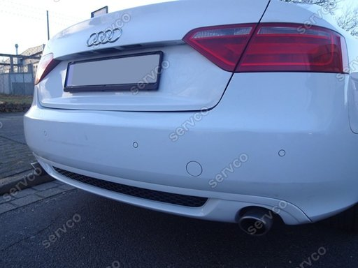 Difuzor A5 Coupe Sline S5 Rs5 ver2