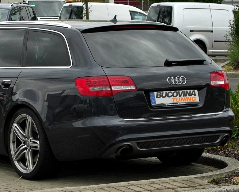 Audi A6 C6 Avant S Line Modifizierte Autogalerie