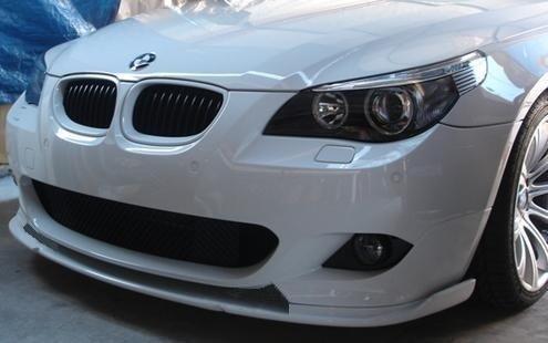 Difuzor prelungire bara fata BMW E60 Hamann M pachet ver. 3