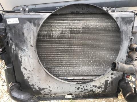 Difuzor radiator mercedes vito w639 an 2005