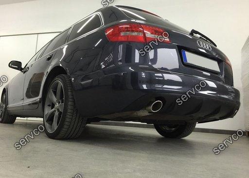 Difuzor RS6 Audi A6 4F C6 Facelift ver2