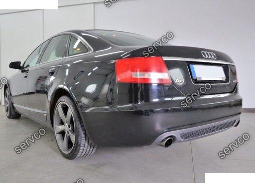 Difuzor S Line Audi A6 4F C6 Sedan Limuzina ver3