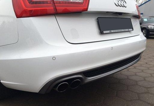 Difuzor S Line Audi A6 4G C7 SLIne S6 RS6 ver2