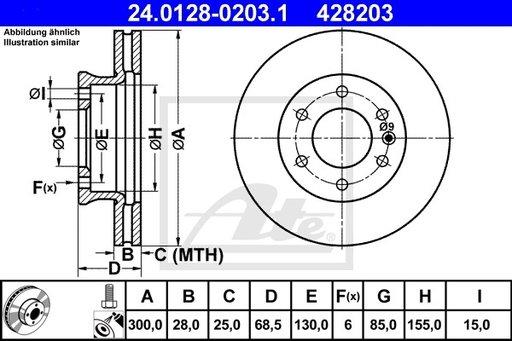 DISC FRANA - FATA - ATE - 24.0128-0203.1