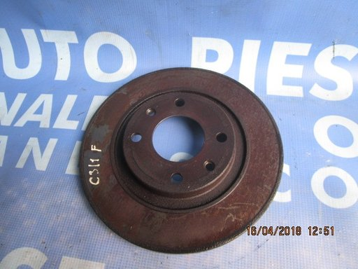 Disc frana fata Citroen C3 1.4hdi