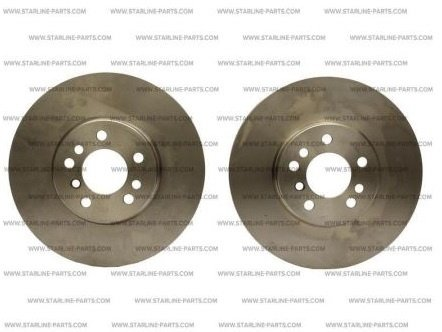 Disc frana fata Starline - BMW X5 (E53)