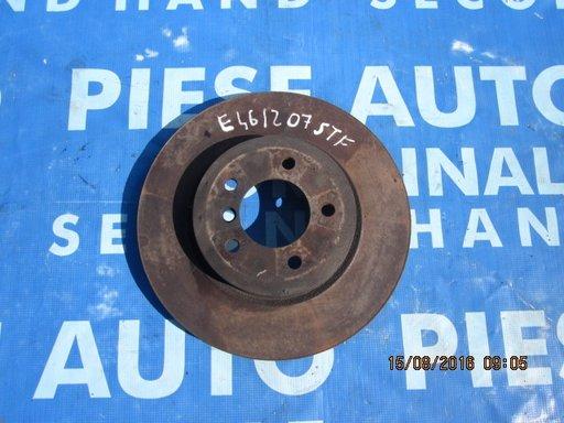 Disc frana fata ventilat BMW E46 330d