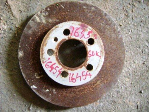Disc frana fata ventilat set Vw Polo 6R an 2010