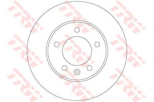 Disc frana OPEL MOVANO B bus CDTI - Cod indentificare intern/OEM: DF6120 (TRW)