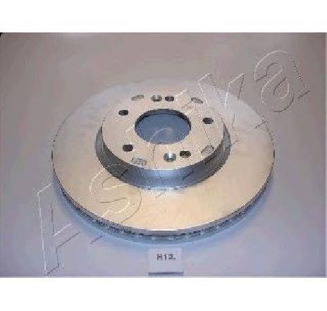 Disc frana punte fata KIA SPORTAGE ( JE, KM ) 09/2004 - 2019 - piesa NOUA - producator ASHIKA 60-0H-012 - 305394