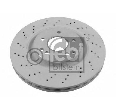 Disc frana punte fata MERCEDES CLK ( C209 ) 06/2002 - 05/2009 - piesa NOUA - producator FEBI BILSTEIN 26107 - 304889