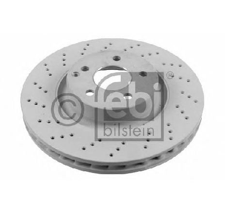 Disc frana punte fata MERCEDES S-CLASS ( W221 ) 09/2005 - 12/2013 - producator FEBI BILSTEIN 26407 - 305455 - Piesa Noua