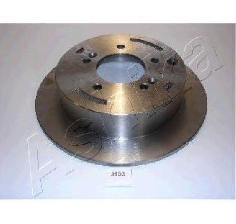 Disc frana puntea spate KIA SPORTAGE ( JE, KM ) 09/2004 - 2019 - piesa NOUA - producator ASHIKA 61-0H-003 - 305394