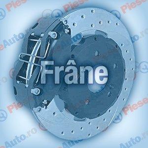 Disc frana RENAULT CAPTUR 06/2013 - 2019 - produca