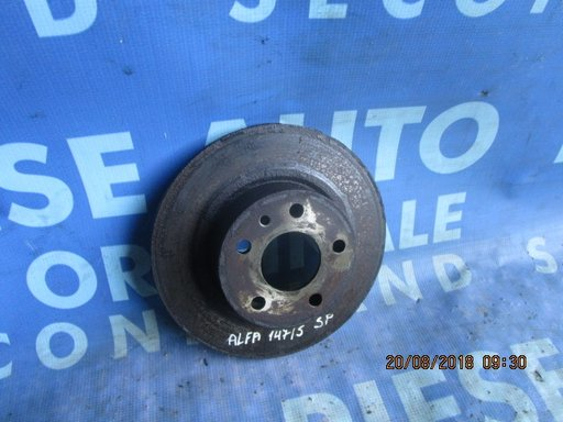 Disc frana spate Alfa Romeo 147 1.9jtdm 16v