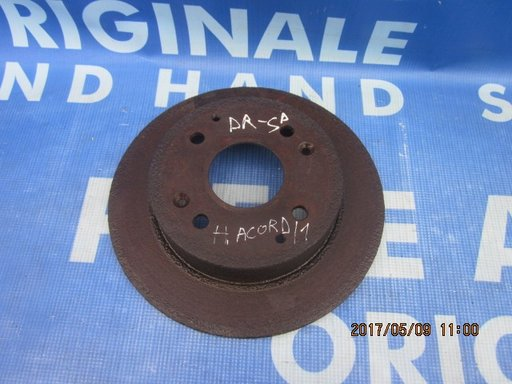 Disc frana spate Honda Accord 2.0 16v