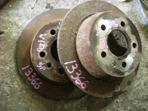 Disc frana spate MERCEDES-BENZ VITO an 1996-2003