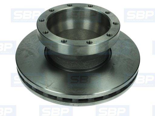 Disc frana spate sbp r374mm pt daf lf 55