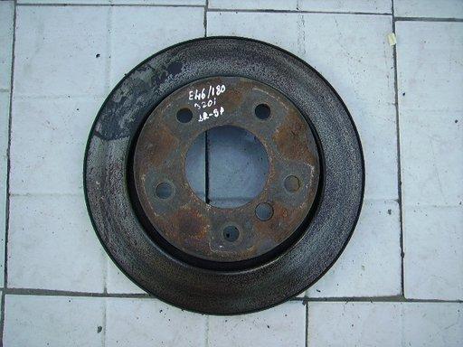 Disc frana spate ventilat BMW E46 320i