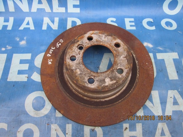 Disc frana spate ventilat BMW E90 ;6764651