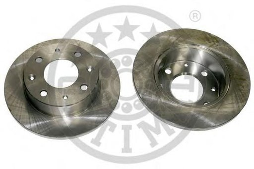 Disc frana TRIUMPH ACCLAIM limuzina, HONDA CIVIC III limuzina (AM, AK, AU), HONDA CIVIC III Hatchback (AL, AJ, AG, AH) - OPTIMAL BS-0150
