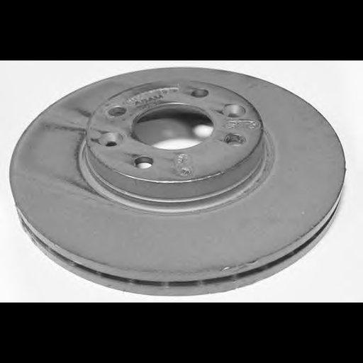 Disc frana ventilat 260x22 MCV/VAN