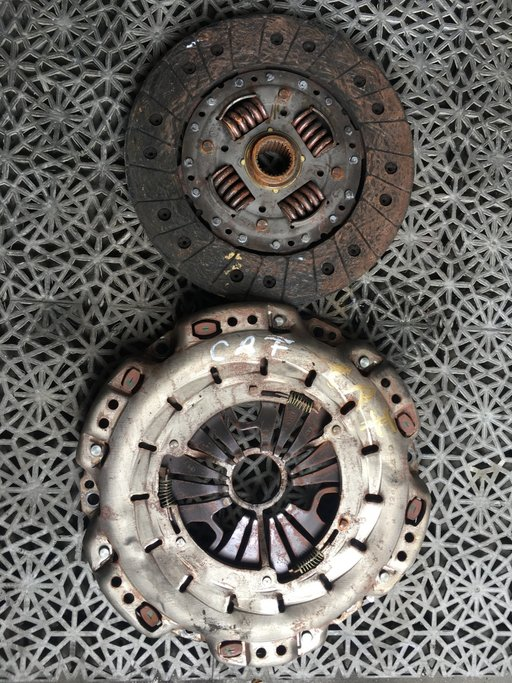 Disc si placa Vw Crafter motor 2.5 TDI