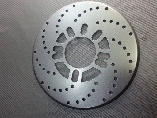 Discuri frana ornamentale pentru tamburi din spate