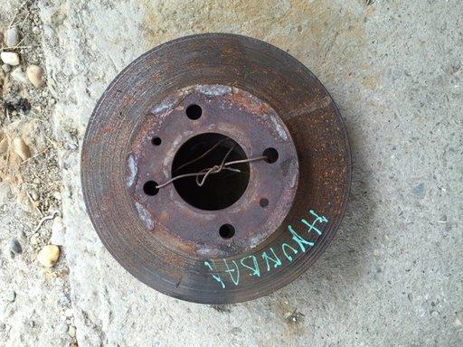 Discuri frana set HYUNDAI ACCENT 1.3 benzina 2004