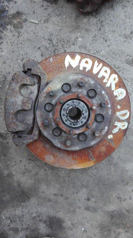 Discuri franare Nissan Navara stanga dreapta
