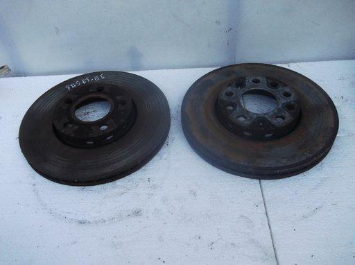 Discuri ventilate fata passat b5 3B2 3B5 originale