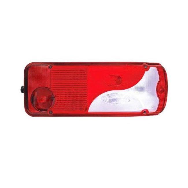 Dispersor / geam lampa stop / tripla dreapta MAN TGA/ TGL/ TGM/ TGX, Scania P-G-R-T 94 114 124 144 164