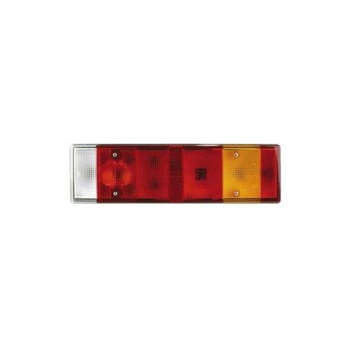 Dispersor (geam) lampa stop (tripla) dreapta MAN TGA/ TGL/ TGM/ TGS/ TGX | Piese Noi