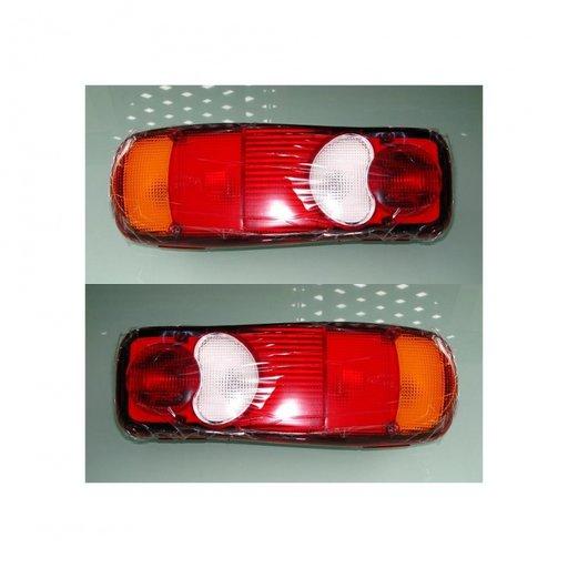 Dispersor / geam pentru lampa spate/ tripla DAF CF/ LF   Piese Noi   Livrare Rapida