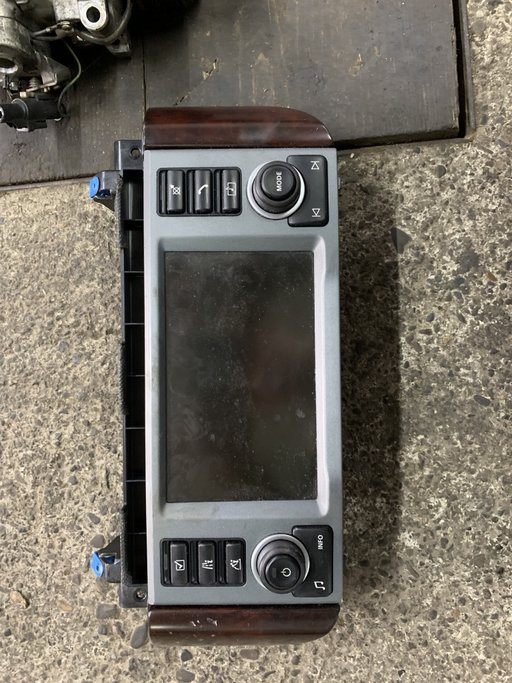 Display navigație Range Rover Vogue L322 2006,2007,2008,2009 - cod: YIK500090