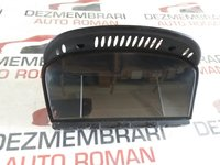 Display navigatie BMW E60 525 d 2004-2007 cod:6582-6952327