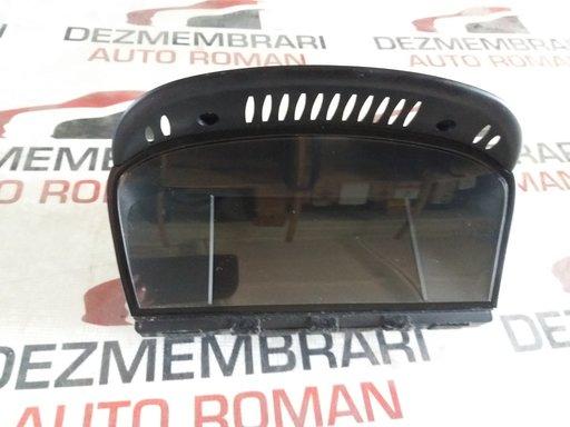 Display navigatie BMW E60 525d 2004-2007 cod:6582-6952327