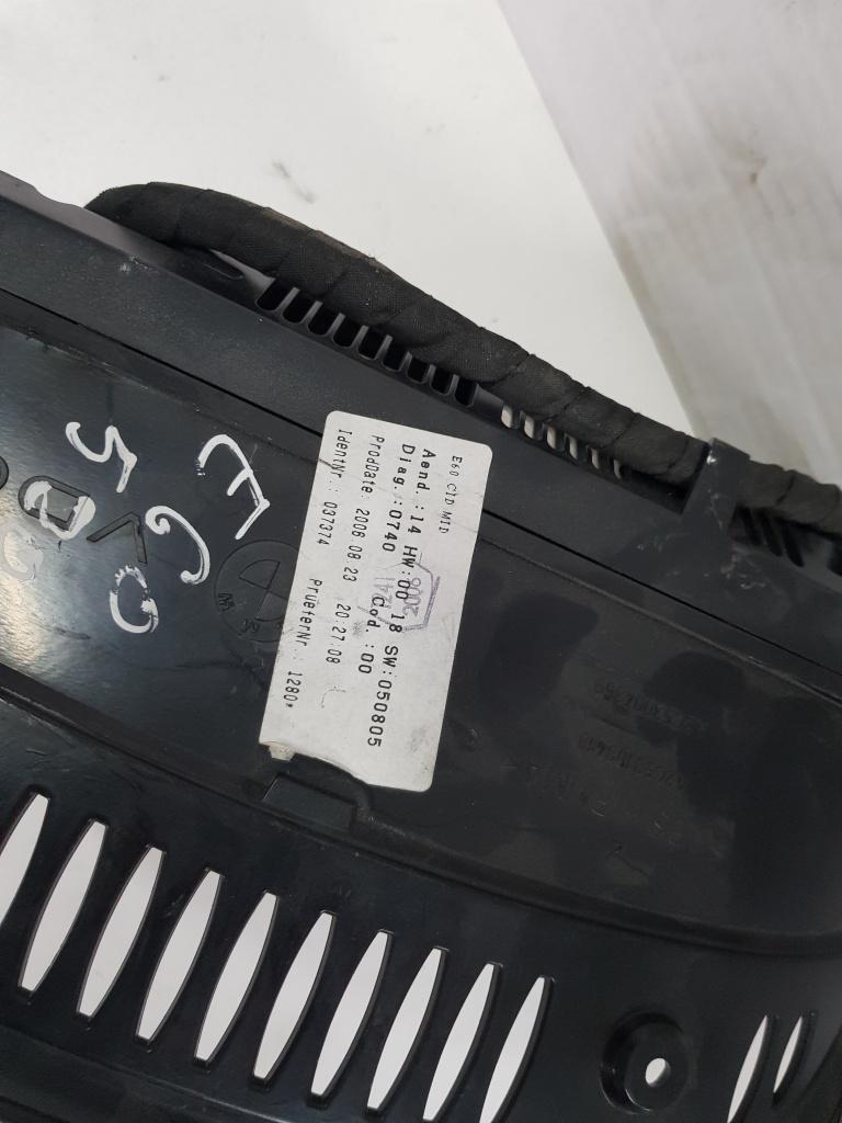 Display navigatie BMW Seria 5 E60 2009 A2C53109418