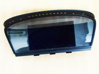 DISPLAY NAVIGATIE GPS E60/E61 BMW MICA