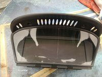 DISPLAY NAVIGATIE MARE BMW E60 E61 IN STARE PERFECTA 65.82-6 952 328