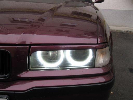 Drosere/balasturi Angel Eyes ,la bucata , BMW E36 ,E46 ,E38 ,E39